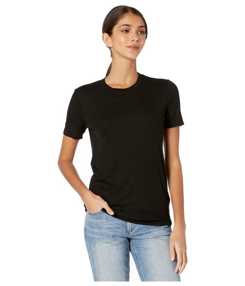エージー アドリアーノゴールドシュミット レディース シャツ トップス Gray Boy T-Shirt True Black