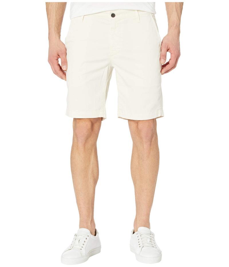 エージー アドリアーノゴールドシュミット メンズ ハーフパンツ・ショーツ ボトムス Wanderer Slim Trouser Shorts Ivory Dust