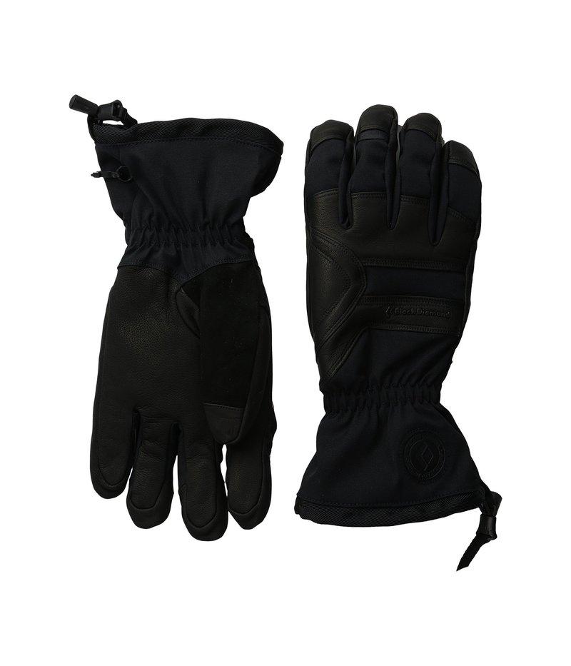 ブラックダイヤモンド メンズ 手袋 アクセサリー Patrol Glove Black