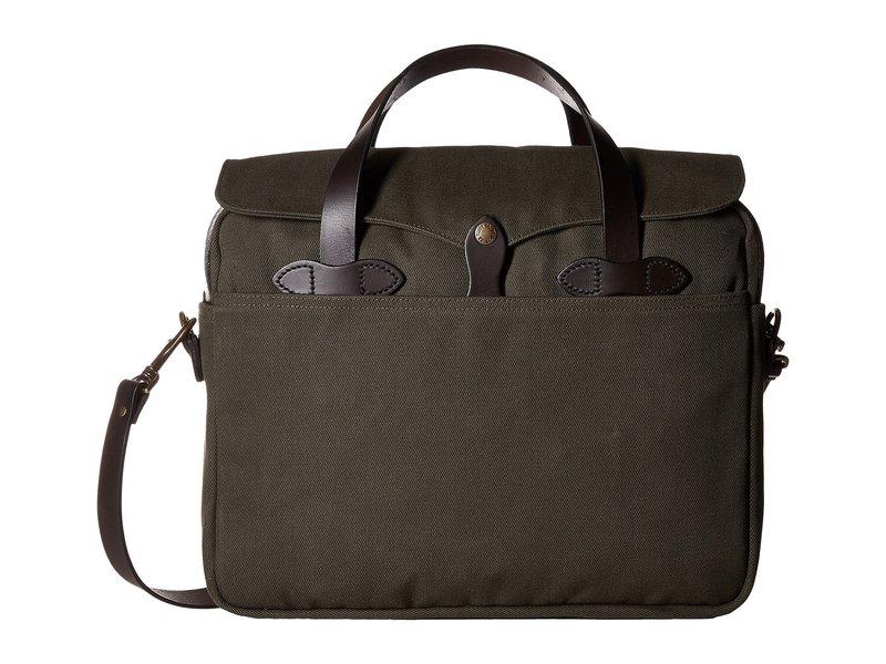 フィルソン メンズ ビジネス系 バッグ Original Briefcase Otter Green 1