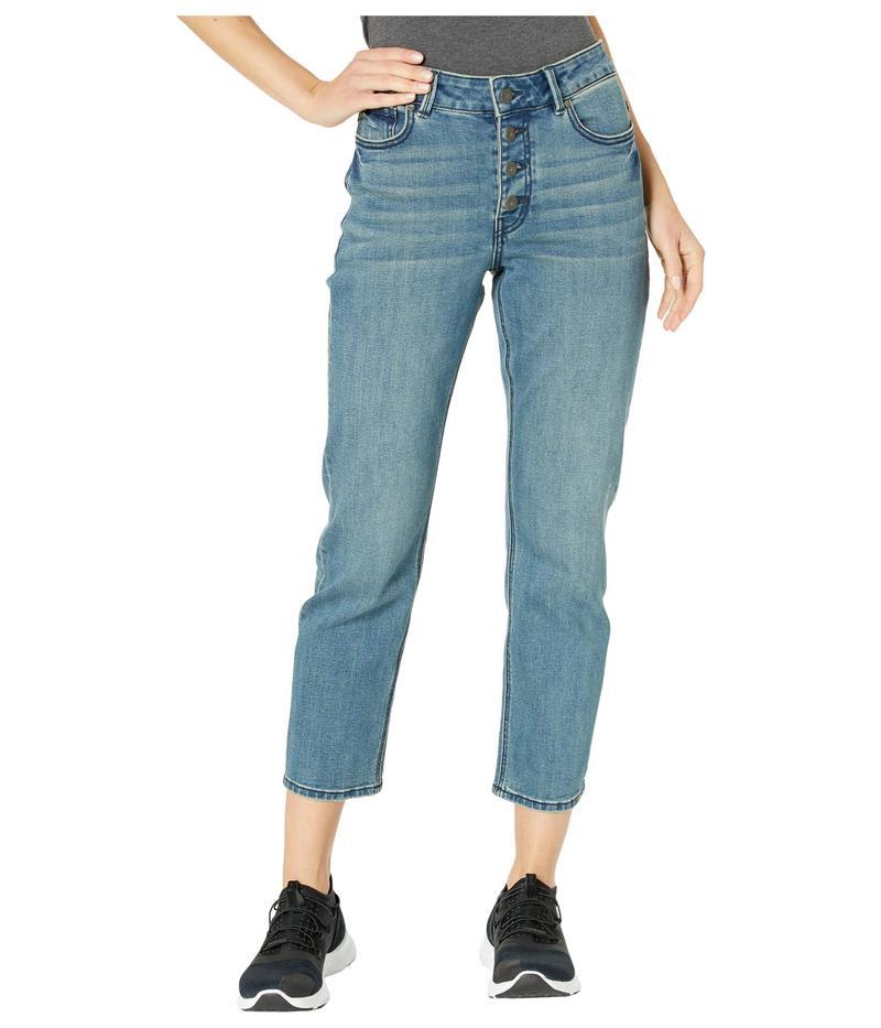 プラーナ レディース デニムパンツ ボトムス Gram Crop Jeans Heritage Wash