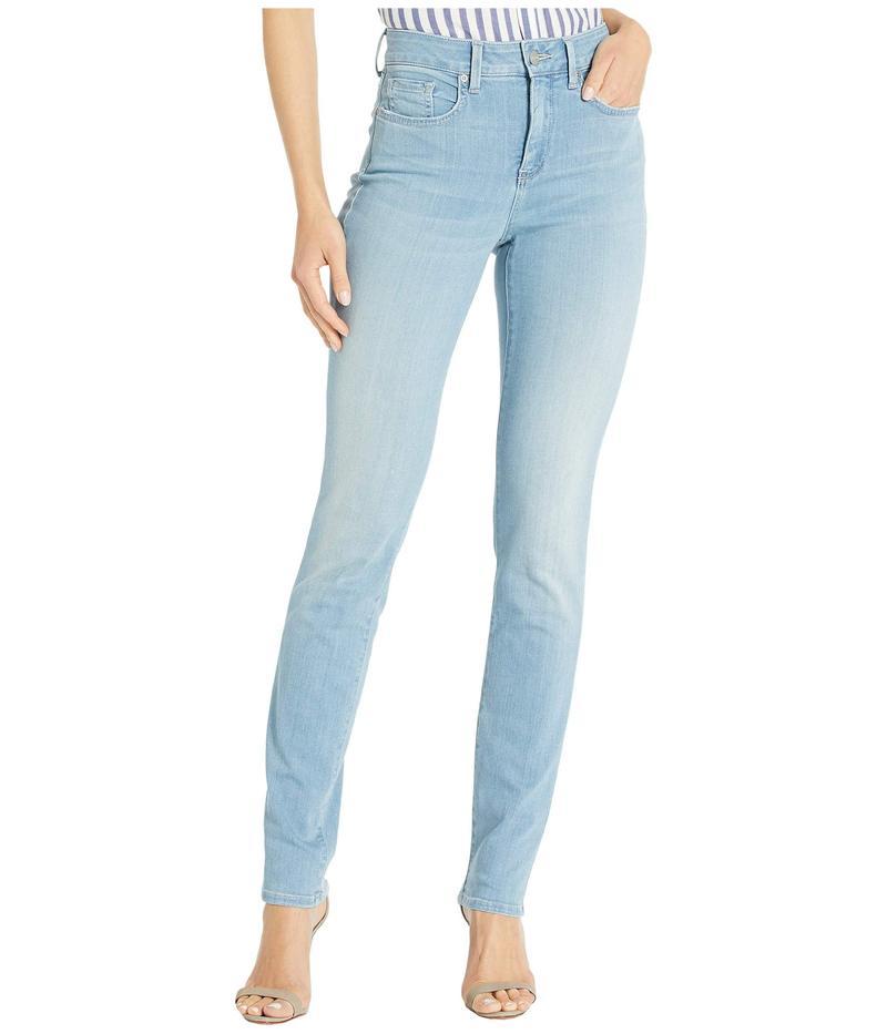 エヌワイディージェイ レディース デニムパンツ ボトムス Alina Legging Jeans in Tropicale Tropicale