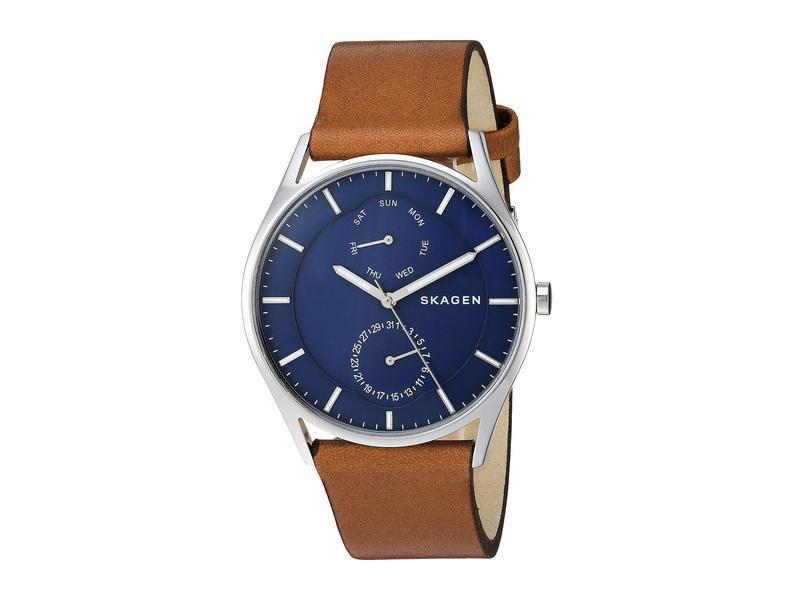 スカーゲン メンズ 腕時計 アクセサリー Holst Multi-Function Watch SKW6449 Silver