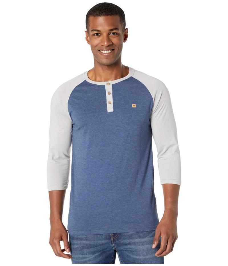テンツリー メンズ シャツ トップス Treeblend Planter Shirt Dark Ocean Blue