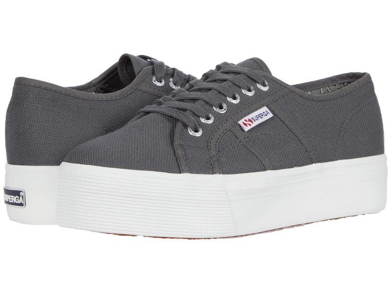スペルガ レディース スニーカー シューズ 2790 Acotw Platform Sneaker Grey Urban