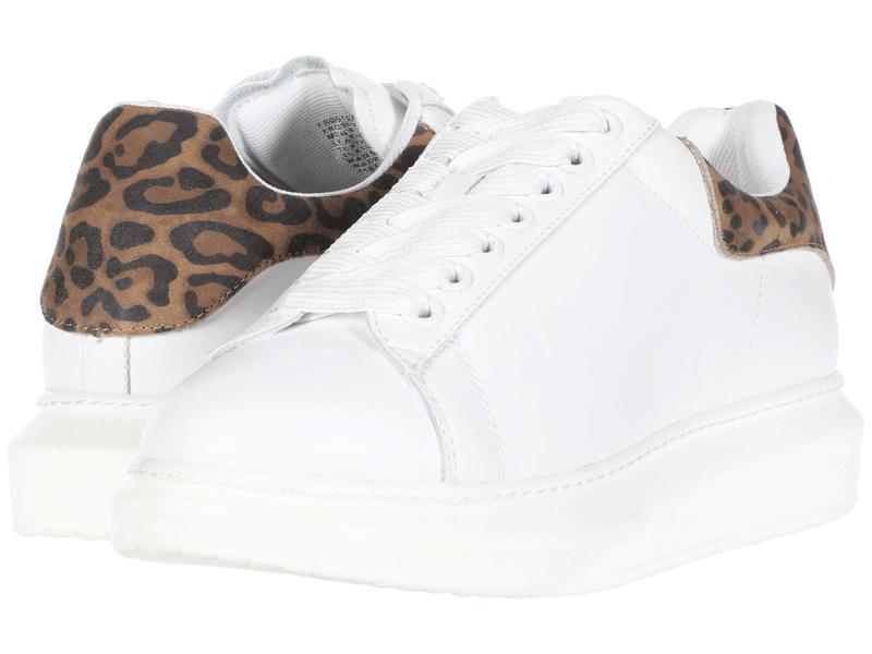 スティーブ マデン メンズ スニーカー シューズ Frosted 2 Sneaker Leopard