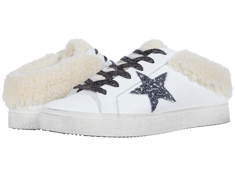 スティーブ マデン レディース スニーカー シューズ Polaris Sneaker Mule White/Natural