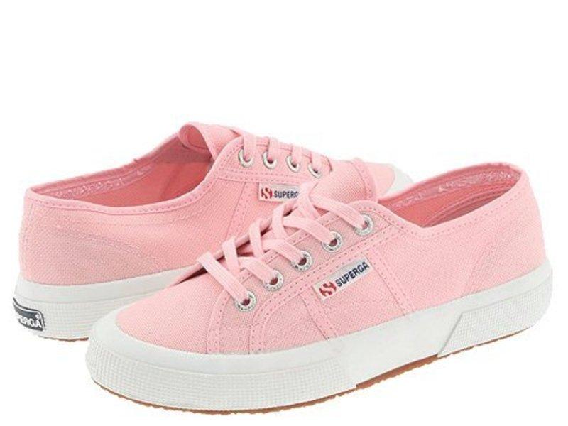 スペルガ レディース スニーカー シューズ 2750 COTU Classic Pink