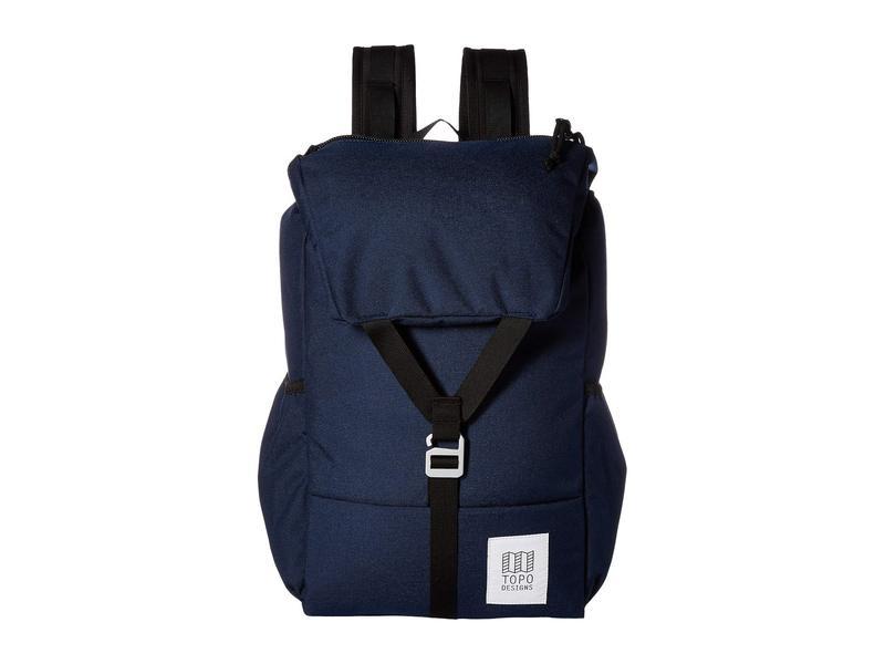 トポ・デザイン メンズ バックパック・リュックサック バッグ Y-Pack Navy 1
