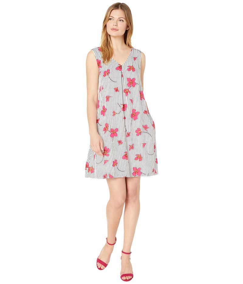 トリバル レディース ワンピース トップス A-Line Dress w/ Pockets Pink
