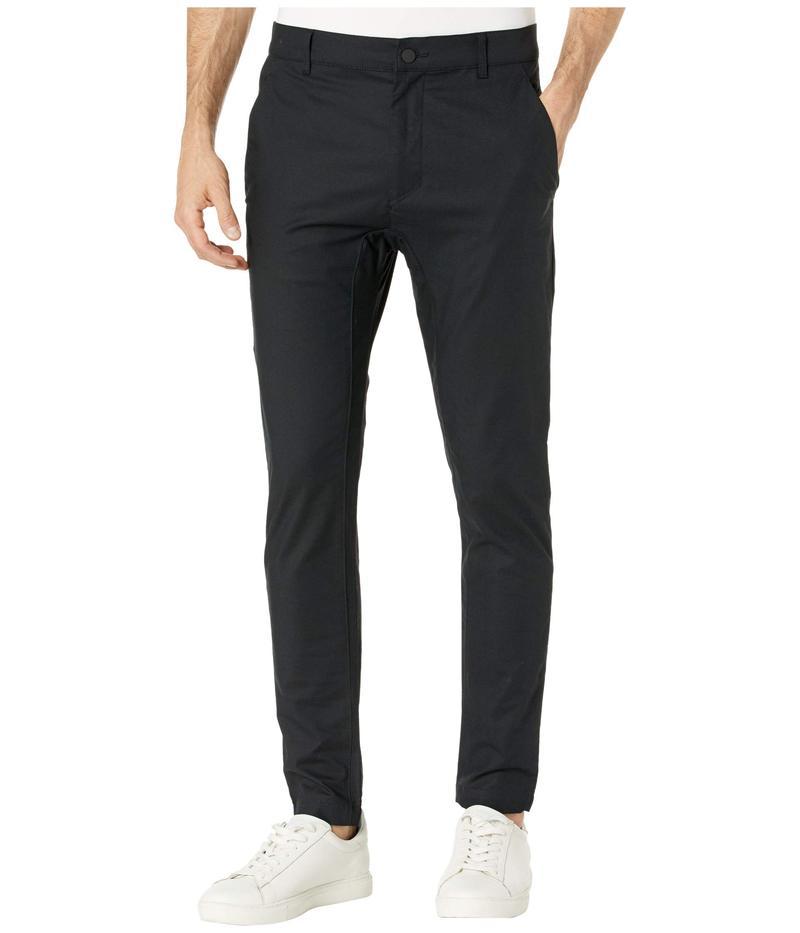 ゼインローブ メンズ カジュアルパンツ ボトムス Golfshot Pants Black