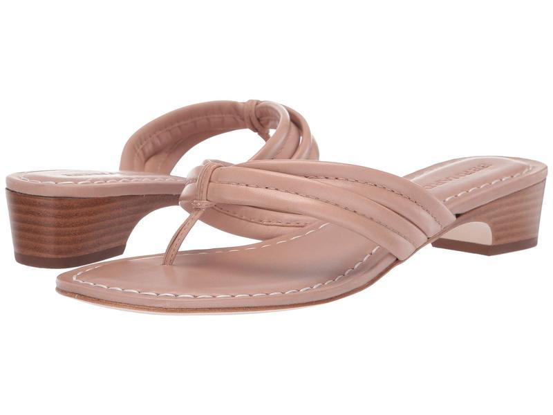 ベルナルド レディース サンダル シューズ Miami Demi Heel Sandals Blush Antique C
