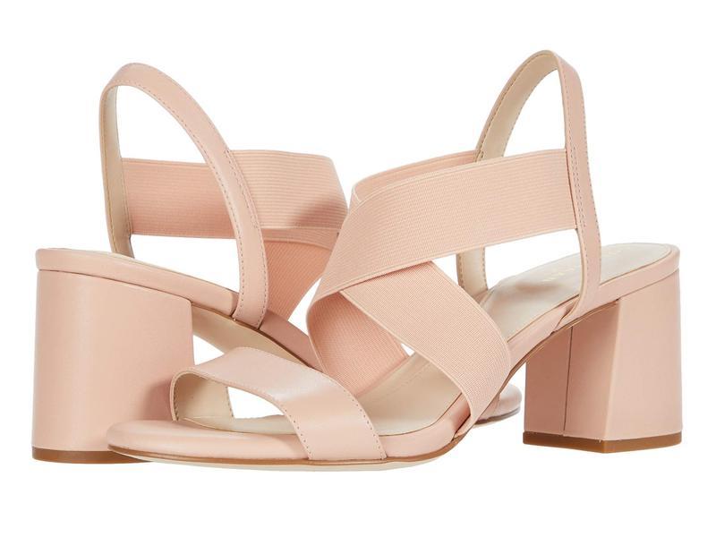 コールハーン レディース ヒール シューズ Aniston Elastic Sandal (65 mm) Mahogany Rose L