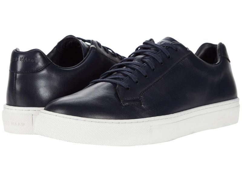 コールハーン メンズ スニーカー シューズ Grand Series Avalon Sneaker Navy Ink