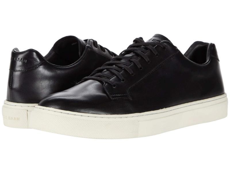 コールハーン メンズ スニーカー シューズ Grand Series Avalon Sneaker Black