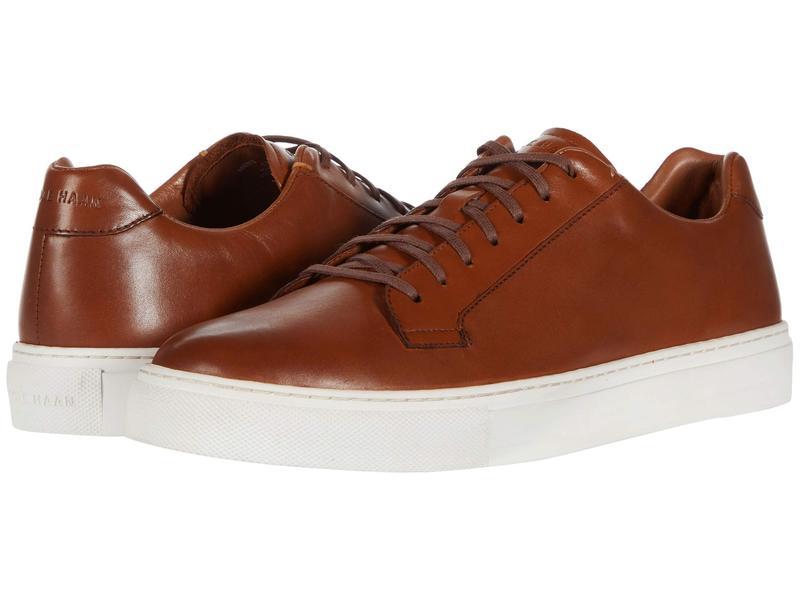 コールハーン メンズ スニーカー シューズ Grand Series Avalon Sneaker British Tan