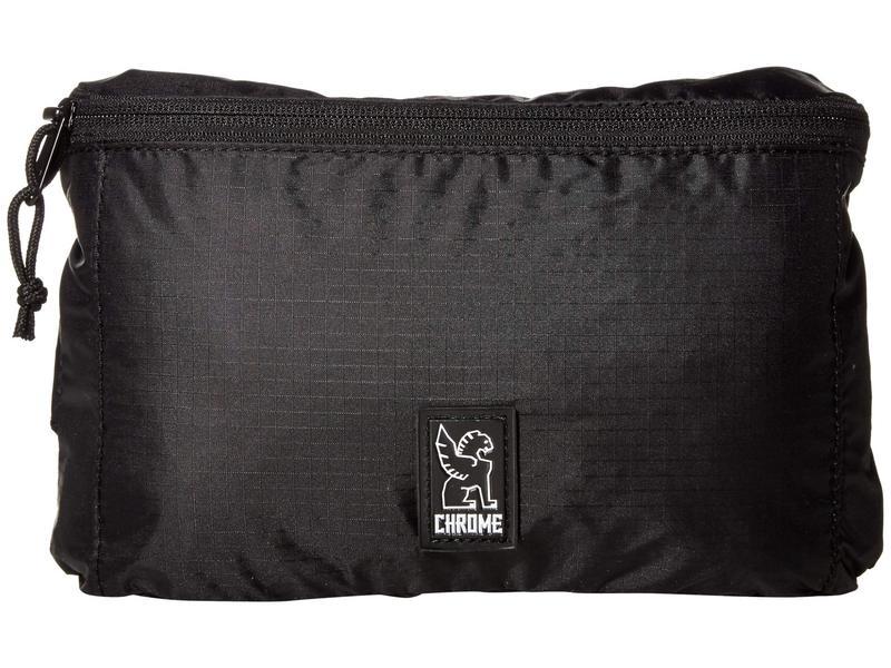 クローム メンズ ボディバッグ・ウエストポーチ バッグ Packable Waistpack Black