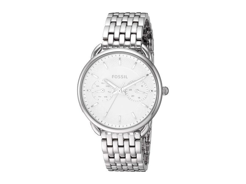 フォッシル レディース 腕時計 アクセサリー Tailor Multifunction Watch ES3712 Silver S