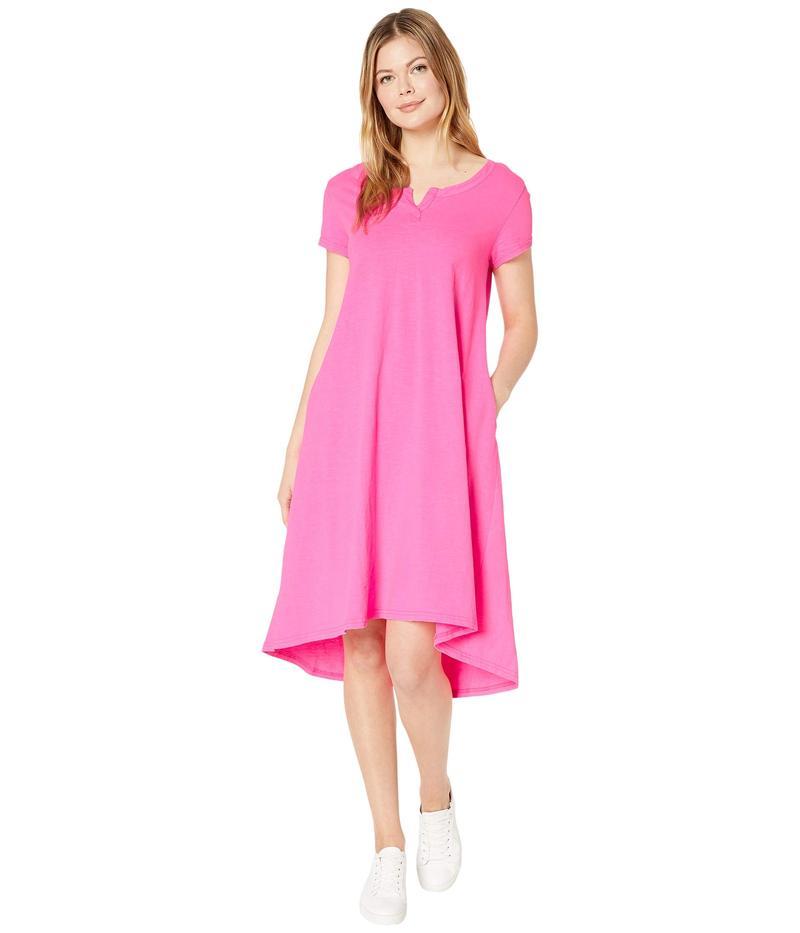 フレッシュプロデュース レディース ワンピース トップス Madeline Dress Flamingo Pink