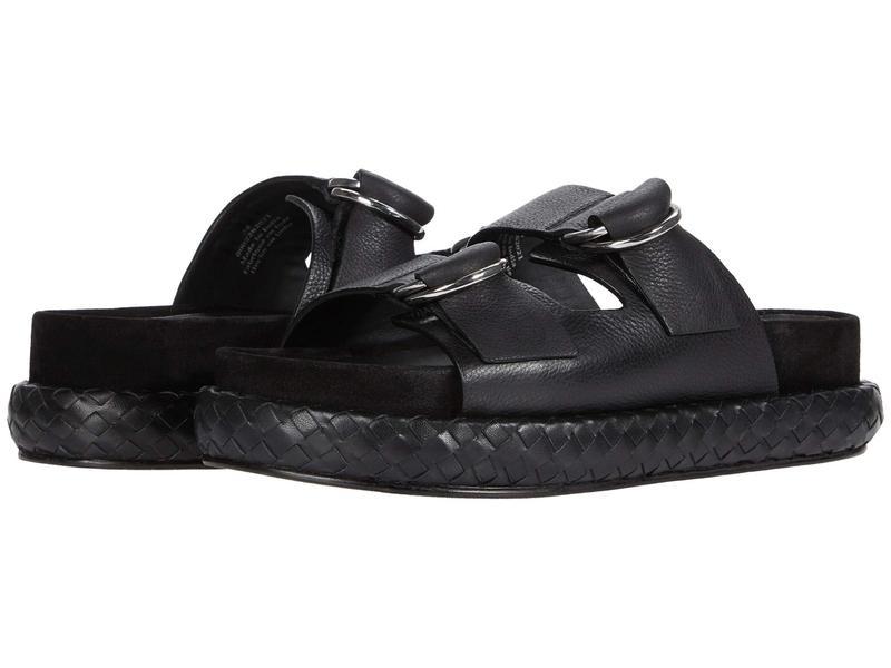 フリーピープル レディース サンダル シューズ Panama Footbed Black