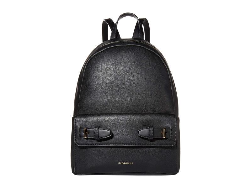 フィオレリ レディース バックパック・リュックサック バッグ Miller Backpack Black