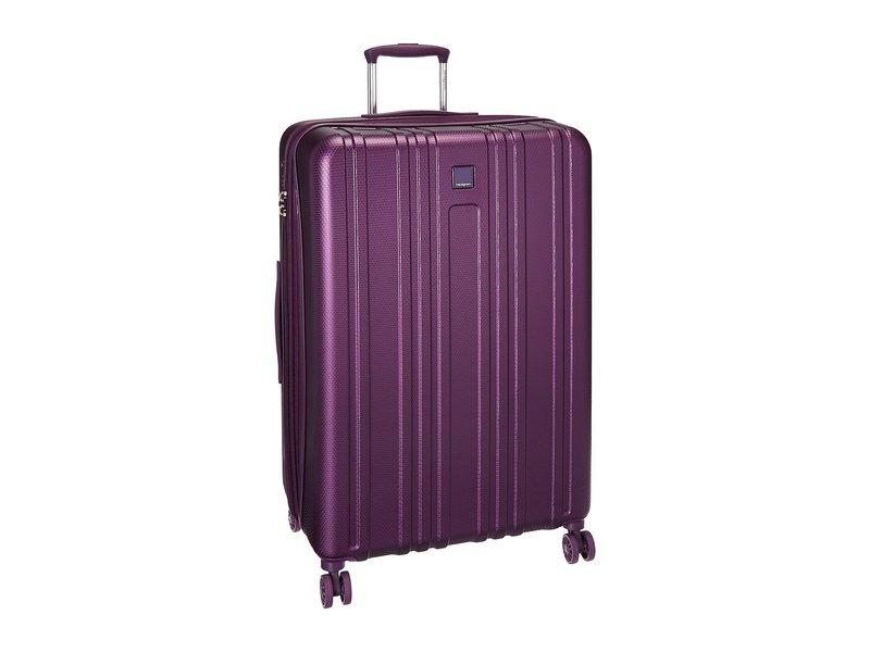 ヘドグレン メンズ ボストンバッグ バッグ Transit Gate Large Expandable Spinner Purple Passion
