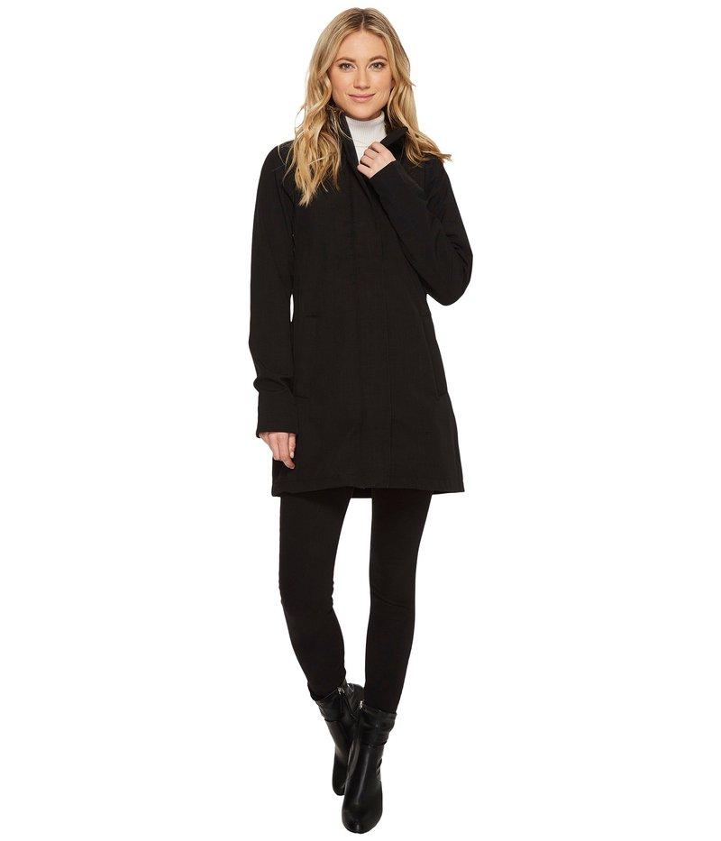 イルセヤコブセン レディース コート アウター Lightweight Shorter Coat Black