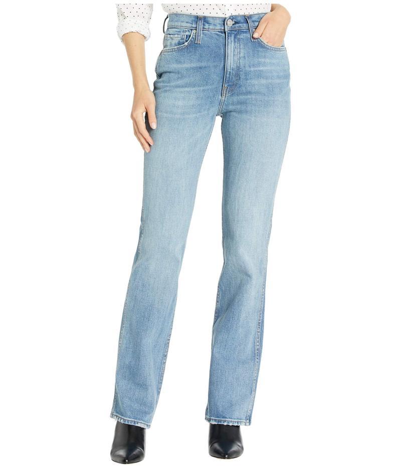 ハドソンジーンズ レディース デニムパンツ ボトムス Abbey High-Rise Bootcut Jeans in Never Enough Never Enough