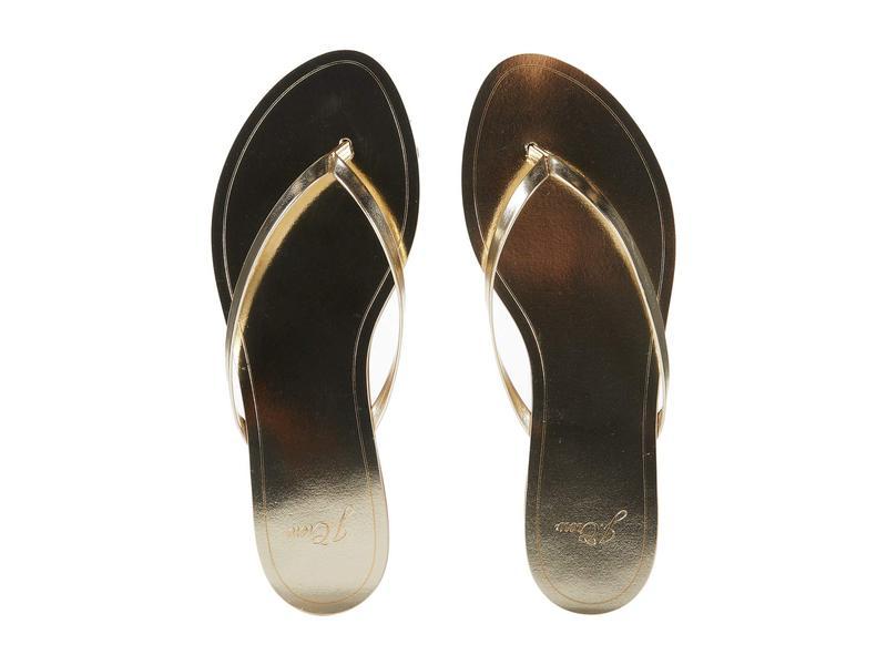ジェイクルー レディース サンダル シューズ Mirror Metallic Capri Sandal Metallic Gold