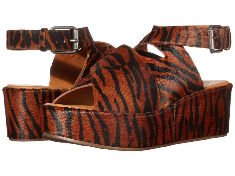 マチス レディース ヒール シューズ Matisse x Amuse Society - Runaway Tiger Leather