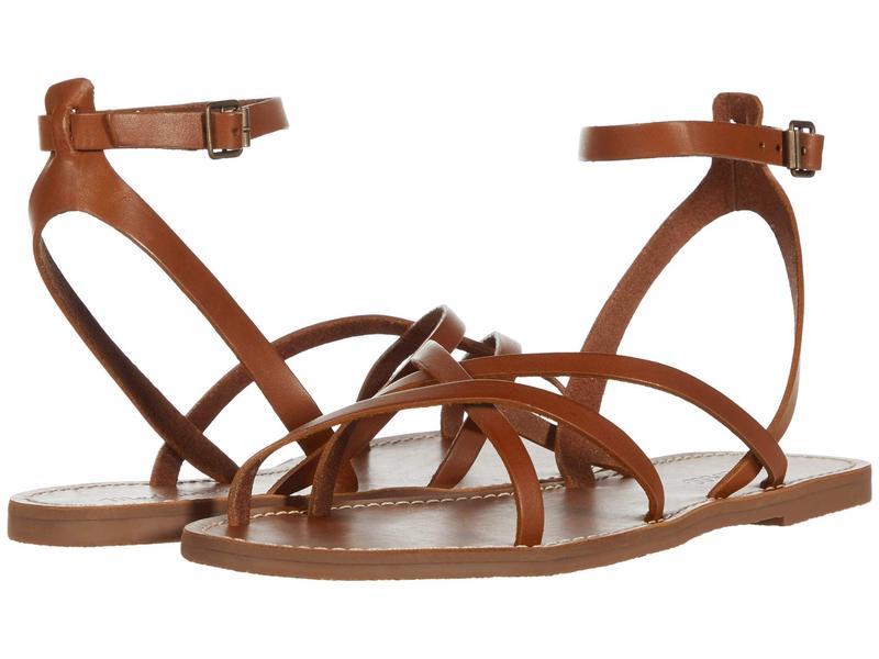メイドウェル レディース サンダル シューズ Boardwalk Skinny Strap Sandal Eglish Saddle