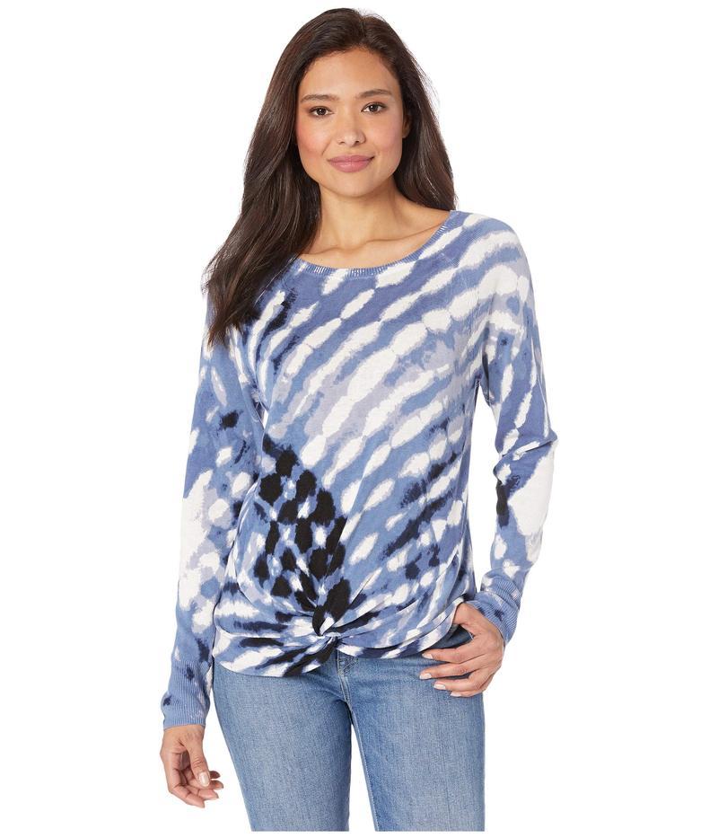 ニックプラスゾーイ レディース ニット・セーター アウター Hazy Days Sweater Blue Multi