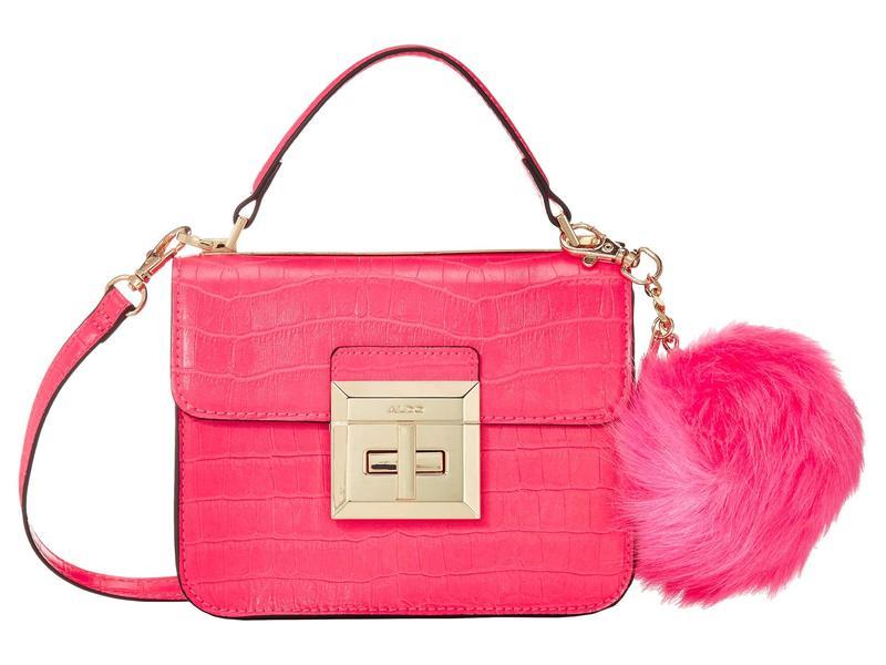 アルド レディース ハンドバッグ バッグ Chiadda Bright Pink