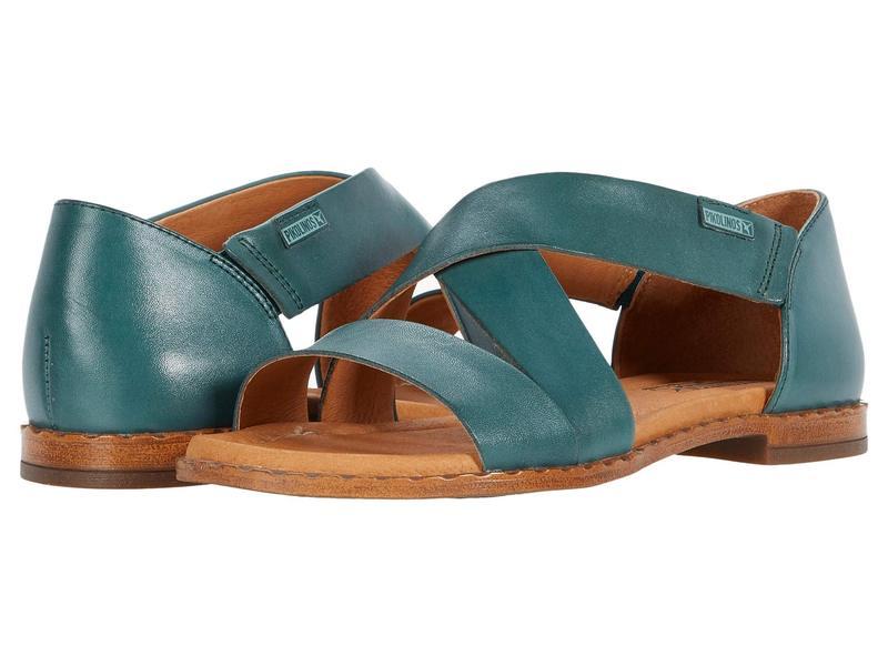 ピコリーノス レディース サンダル シューズ Algar W0X-0552 Emerald