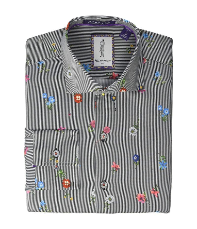 ロバートグラハム メンズ シャツ トップス Keller Dress Shirt Multi