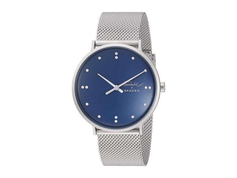 スカーゲン レディース 腕時計 アクセサリー Finn Juhl Two-Hand Watch SKW6584 Silver