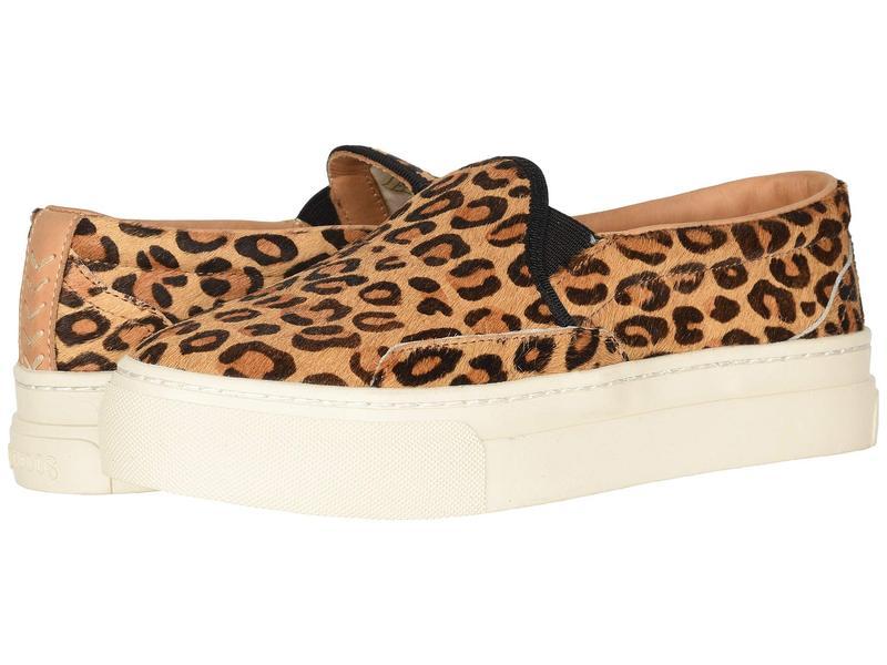 ソルドス レディース スニーカー シューズ Bondi Printed Sneaker Leopard