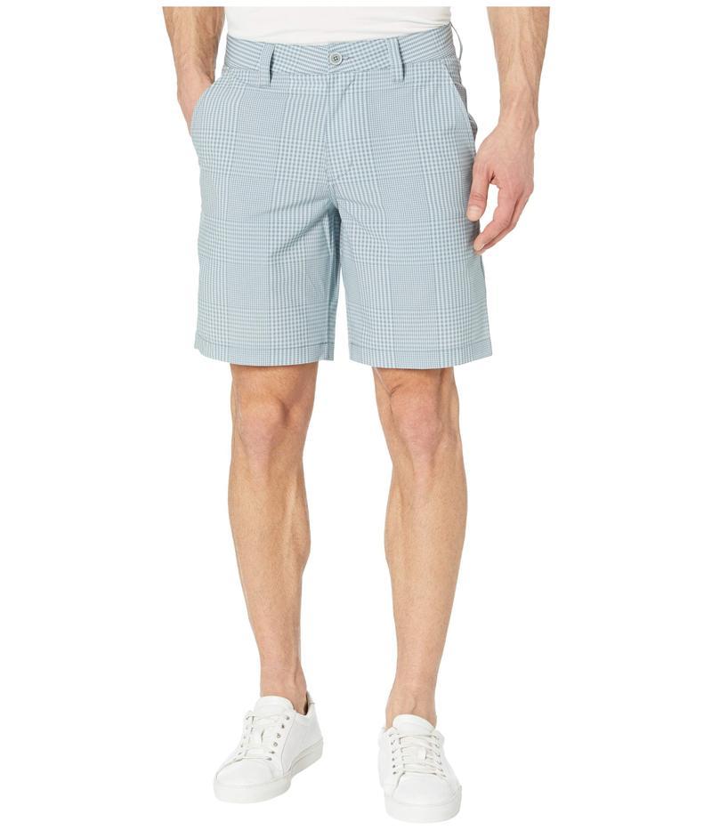 サウザーンタイド メンズ ハーフパンツ・ショーツ ボトムス Gingham T3 Gulf Shorts Whale Grey