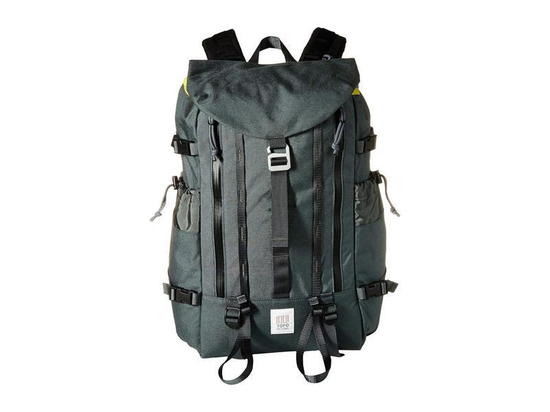トポ・デザイン メンズ バックパック・リュックサック バッグ Mountain Pack Charcoal 1