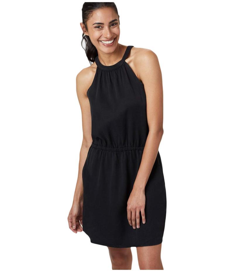 テンツリー レディース ワンピース トップス Cypress Dress Meteorite Black