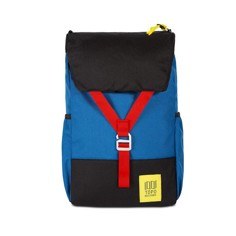 トポ・デザイン メンズ バックパック・リュックサック バッグ Y-Pack Blue/Black
