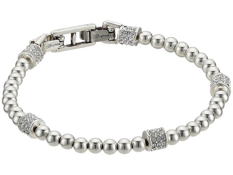 ブライトン レディース ブレスレット・バングル・アンクレット アクセサリー Meridian Petite Bracelet Crystal