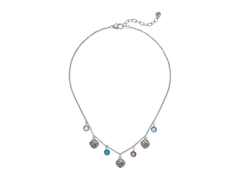 ブライトン レディース ネックレス・チョーカー・ペンダントトップ アクセサリー Elora Gems Short Necklace Multi