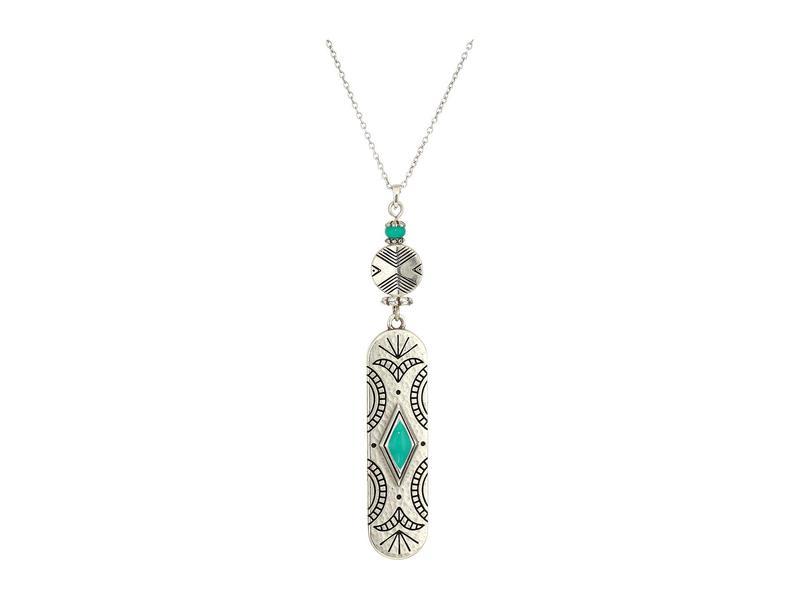 ブライトン レディース ネックレス・チョーカー・ペンダントトップ アクセサリー Southwest Dream Pendant Necklace Turquoise