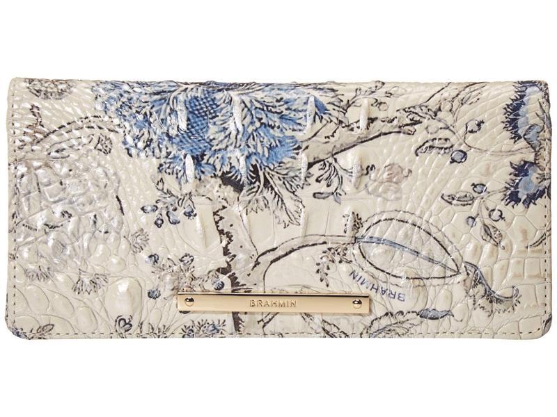 ブランミン レディース 財布 アクセサリー Melbourne Ady Wallet Blue Jay
