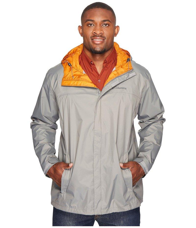 コロンビア メンズ コート アウター Big & Tall Watertight II Jacket Boulder/Bright Copper