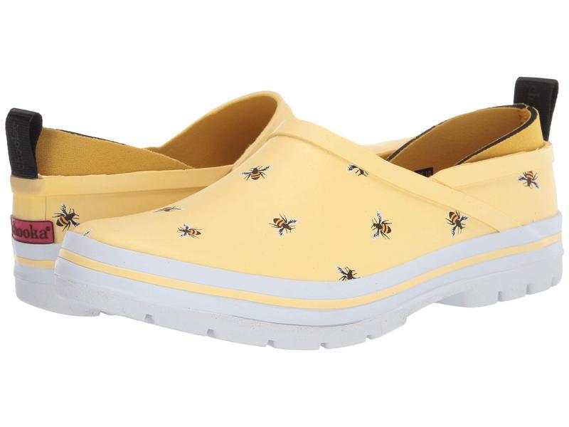 チョーカ レディース サンダル シューズ Buzz Beez Madrona Step-In Yellow