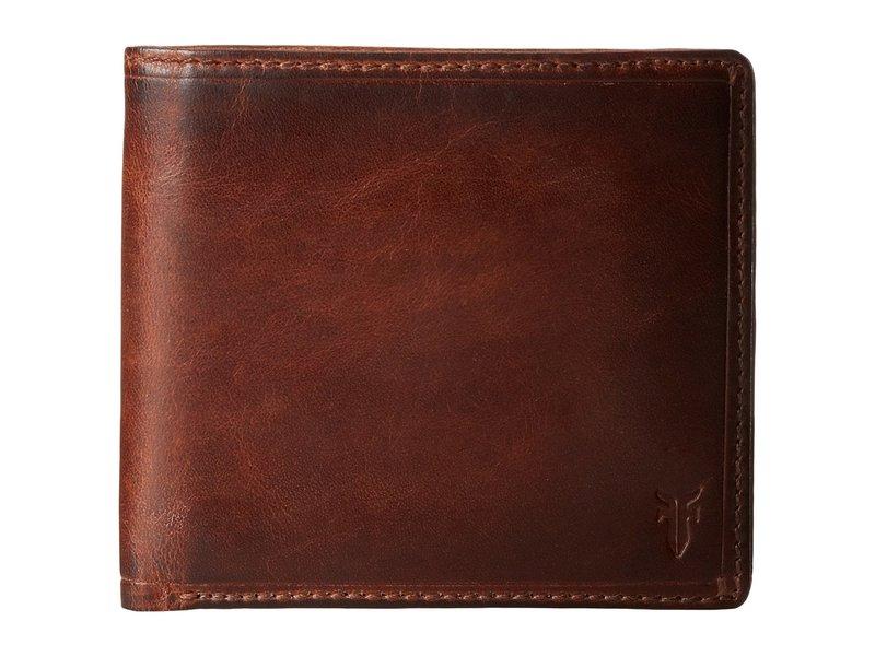 フライ メンズ 財布 アクセサリー Logan Billfold Cognac Antique