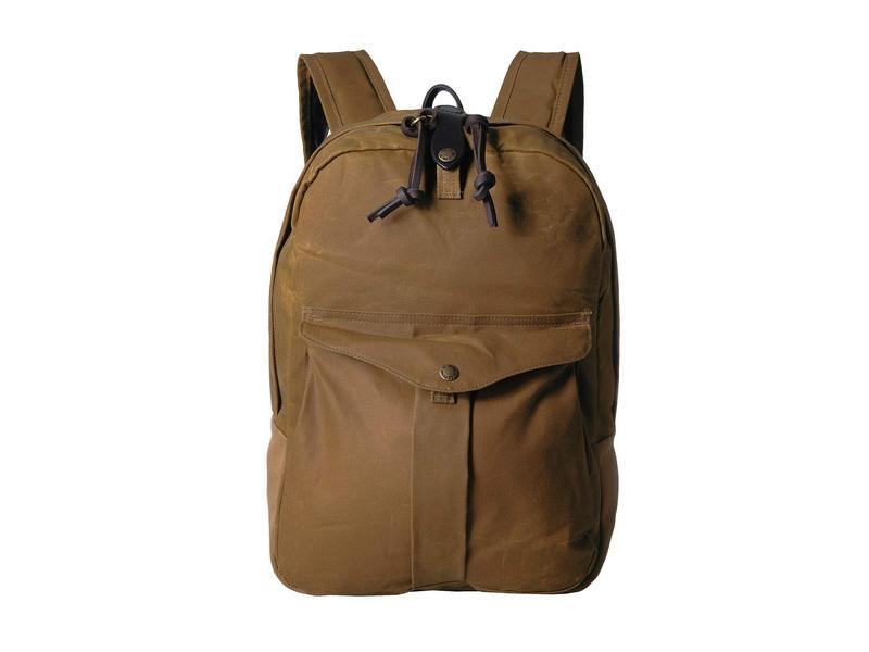 フィルソン メンズ バックパック・リュックサック バッグ Journeyman Backpack Tan 1