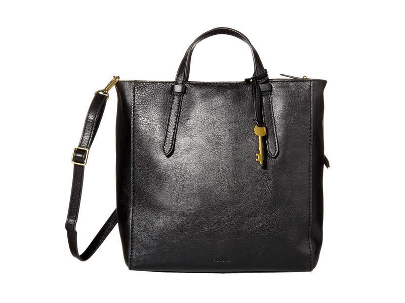 フォッシル レディース バックパック・リュックサック バッグ Camilla Small Backpack Black